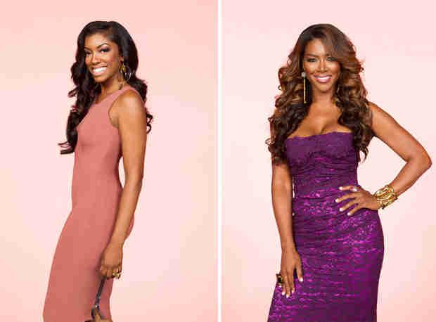 Real Housewives of Atlanta Season 7: Is Kenya Moore Hiring Bodyguards Because She's Worried About Porsha Stewart?