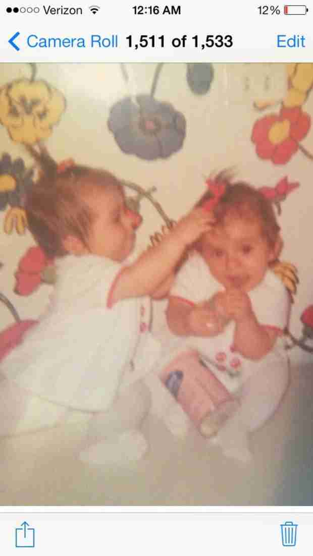 RHONJ Throwback: See the Twin Housewives as Babies! (PHOTO)