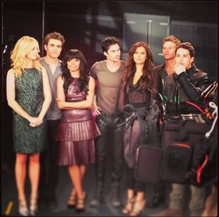 "Kat Graham on the Hot Vampire Diaries Cast: Nobody Is ""Genetically Challenged"" (VIDEO)"
