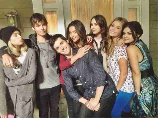 Pretty Little Liars Cast Dish the Dirt on Their Co-Stars — Who's the Most Entertaining?