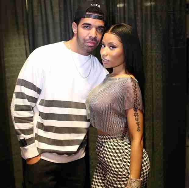 "Nicki Minaj Rolls Out Some Tips For Dating Drake: ""Be Horrible to Him"""