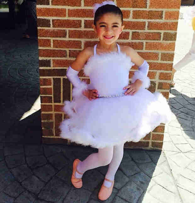 Audriana Giudice Is an Adorable Little Dancer! (PHOTO)