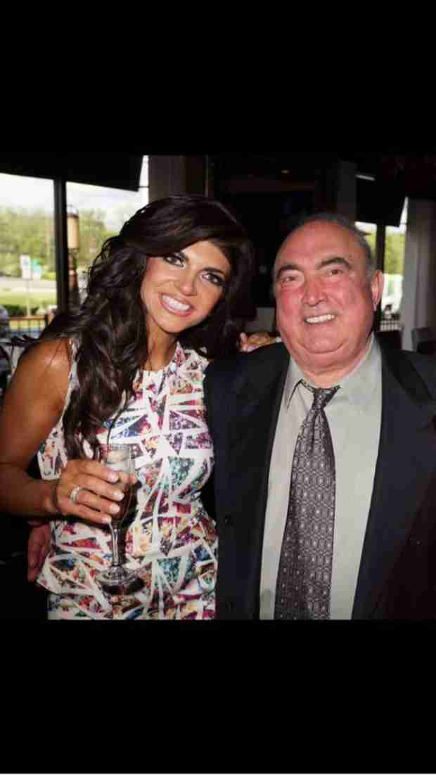 Teresa Giudice, Daughter Gia Show Their Dads Love on Father's Day (PHOTO)