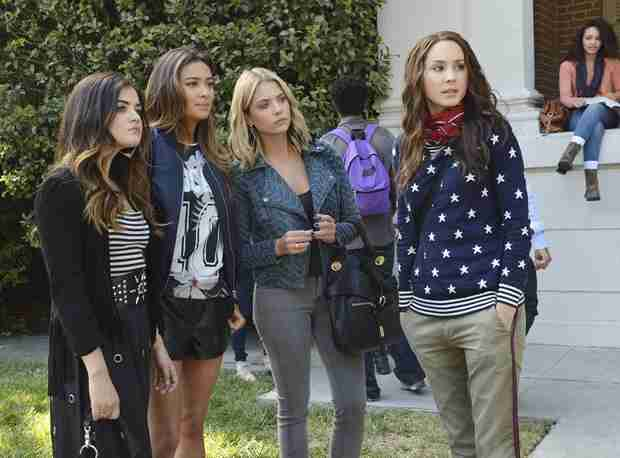 Does Hanna Really Have the Best Style on Pretty Little Liars? You Tell Us!