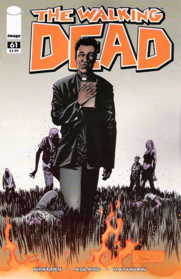 "The Walking Dead Season 5: Seth Gilliam (Father Gabriel) ""Brings A Lot of Conflict"""