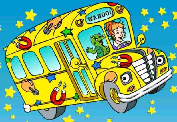 Magic School Bus Is Back! Netflix Orders Reboot of Classic TV Show