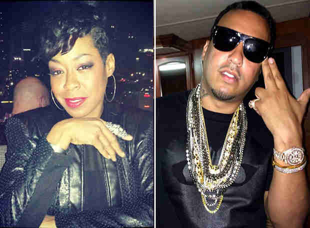 "French Montana Responds to Tichina Arnold's IG Post: ""I Am Not Disrespecting You"""