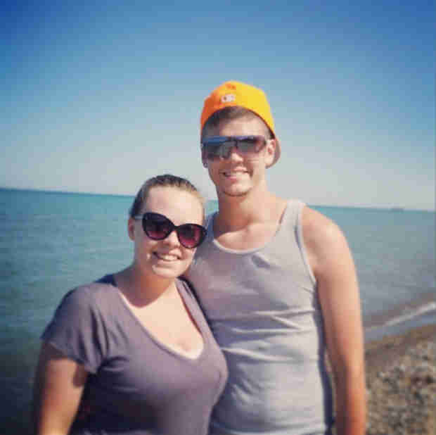 Tyler Baltierra and Catelynn Lowell Share a New Photo — Does Cate Have a Baby Bump? (PHOTO)