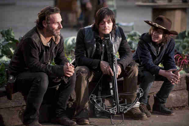The Walking Dead Season 5 Has Been the Most Fun to Shoot (So Far), Says THIS Star