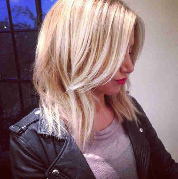 "Ashley Tisdale Debuts ""Long Shattered Bob"" — Love It or Leave It?"