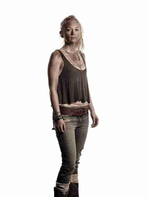 The Walking Dead Season 5: Has Emily Kinney Been Seen Filming Yet?