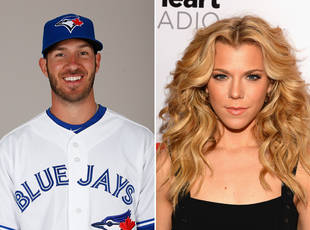 Kimberly Perry Weds Texas Ranger Catcher J.P. Arencibia
