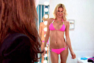 "Brandi Glanville Turning to Carlton Gebbia to ""Get Back Into Bikini Shape"""