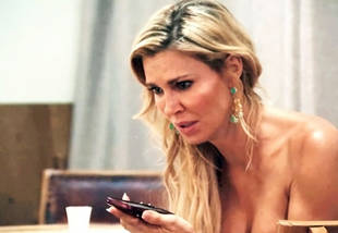 "Brandi Glanville Doesn't Use Twitter A Lot Because of ""Mean"" People"
