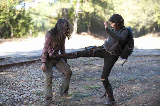 The Walking Dead Is TV's Most Popular Show For Women