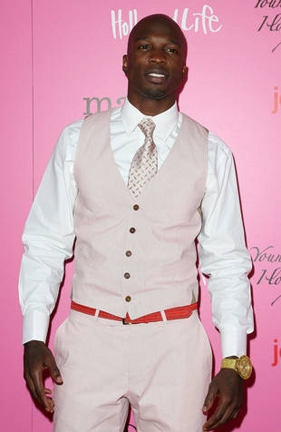Chad Ochocinco in Debt Over Florida Mansion, Hit With Tax Lien