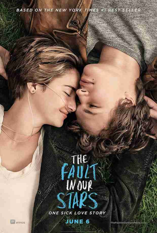 The Fault in Our Stars Takes Number One Spot at The Box Office — Sorry, Tom Cruise!