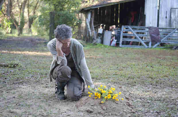 "Andrew Lincoln Raves About Melissa McBride: ""She's a Rare Talent"""