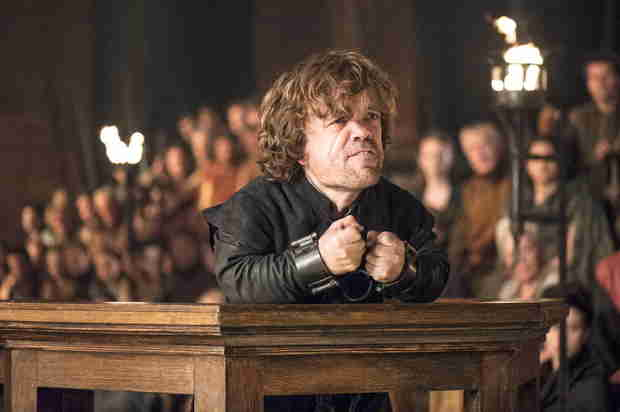 Game of Thrones Season 4 Finale Shocker: Tyrion Murders Tywin and Shae