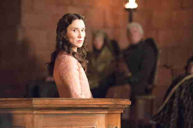Why Did Shae Sleep With Tywin? Actress Explains…