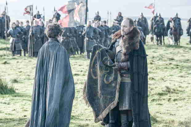 """Game of Thrones Season 5 Spoiler: The Boltons Have """"Serious Power"""""""