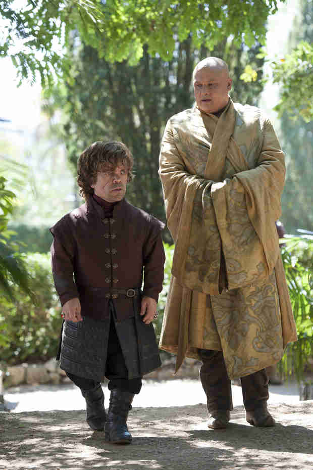 Game of Thrones Season 5 Spoiler: What Does Varys Want?