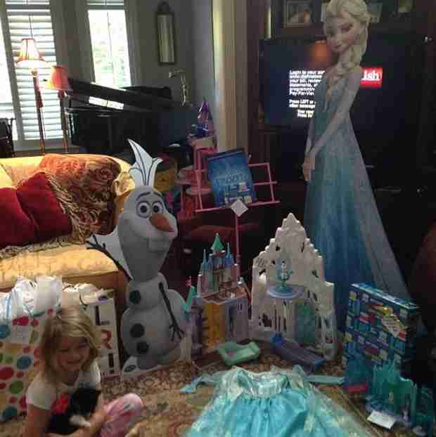 Jamie Lynn Spears's Daughter Turns 6 — See How She Celebrated! (PHOTOS)