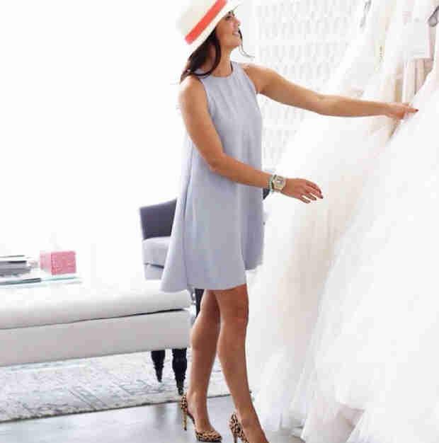 The Bachelorette's Jillian Harris Wedding Dress Shopping — Is She Engaged?