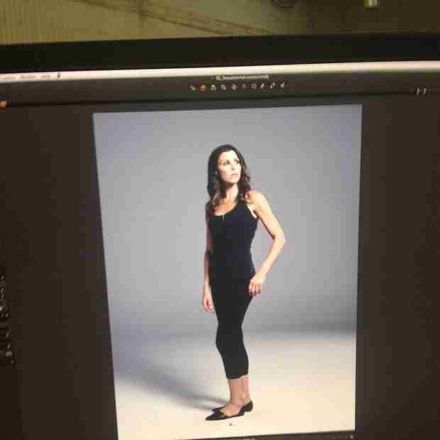Heather Dubrow Releases Photos of Her on the Set of Sequestered