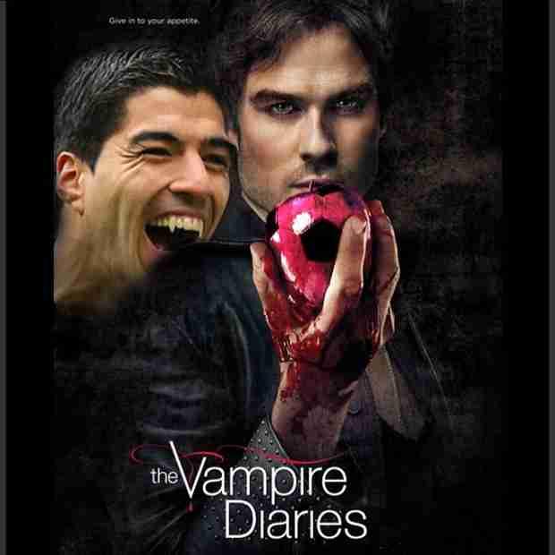 The Vampire Diaries Season 6 Adds… Luis Suarez?!