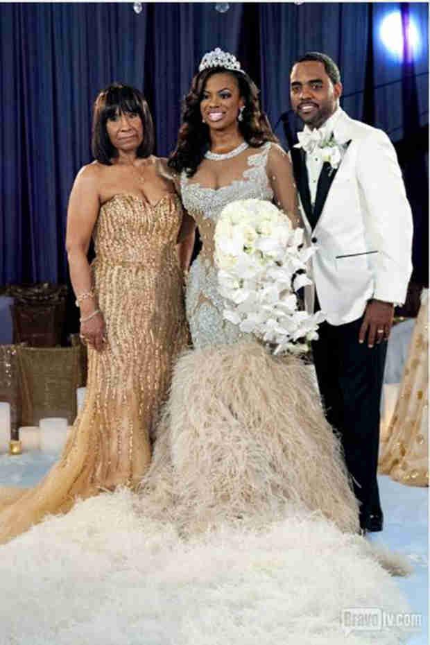 Will Mama Joyce Object at Kandi Burruss and Todd Tucker's Wedding? (VIDEO)