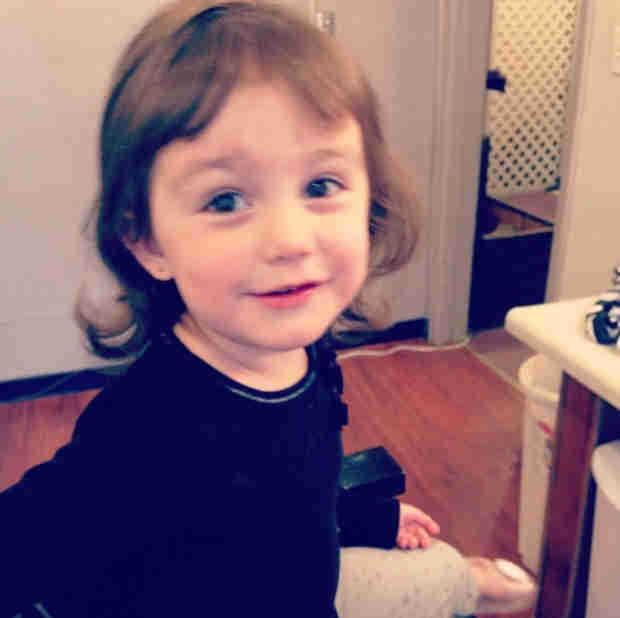 Katie Yeager's Daughter Molli Got a Haircut — What Does She Look Like Now? (PHOTO)