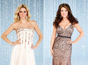 "Lisa Vanderpump and Brandi Glanville Are ""Trying to Mend"" Their Friendship"