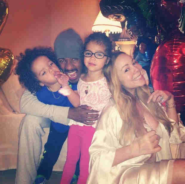 Mariah Carey and Nick Cannon's Father's Day Fun — See the Sweet Family Photo!