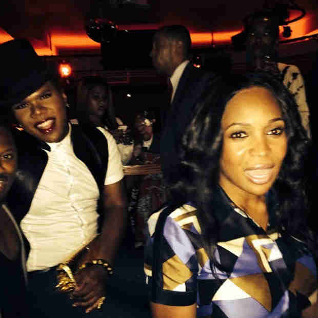 Kenya Moore Hints at a Spin-Off With Cynthia Bailey and Marlo Hampton (PHOTOS)