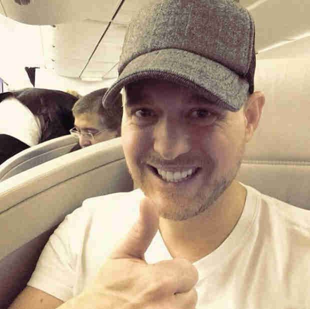 Michael Buble Dishes On Fatherhood: Being A Dad Helps Him Do What?