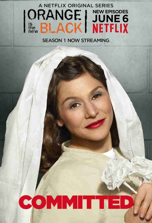 Yael Stone Promoted to Series Regular for Season 3 of OITNB