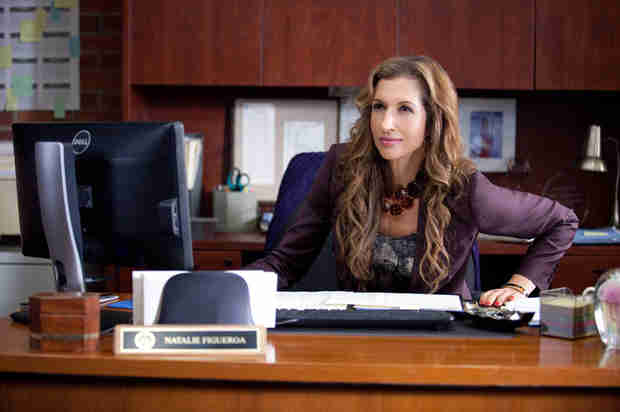 Orange Is the New Black's Alysia Reiner on Fig's Future and That Shocking Finale Scene — Exclusive