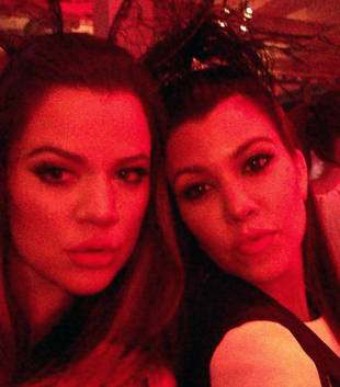 E! Paying For Kourtney and Khloe Kardashian's On-Call Spa Services in the Hamptons