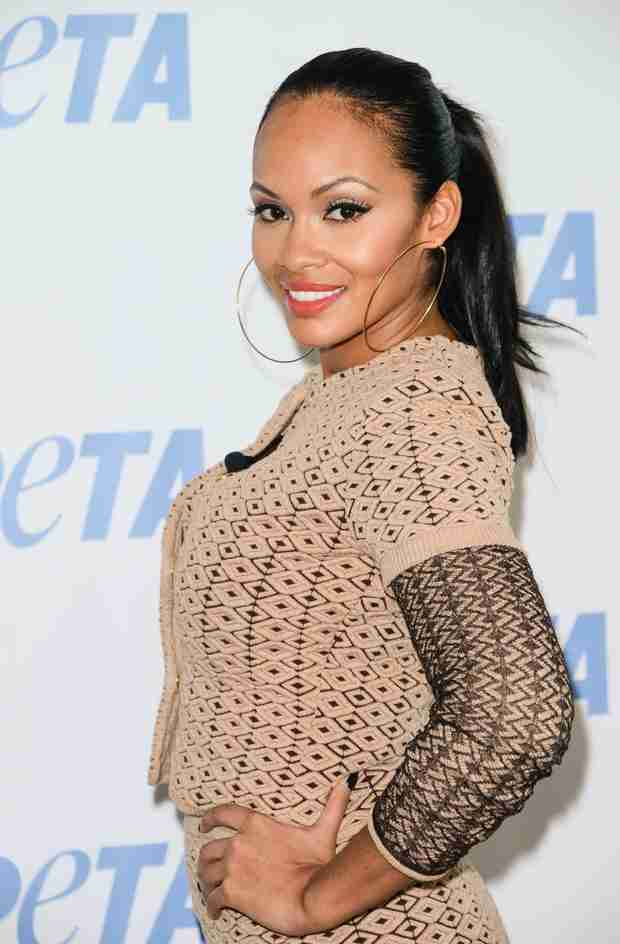 Evelyn Lozada's Gorgeous First Pics of Baby Carl Leo Are Finally Here!