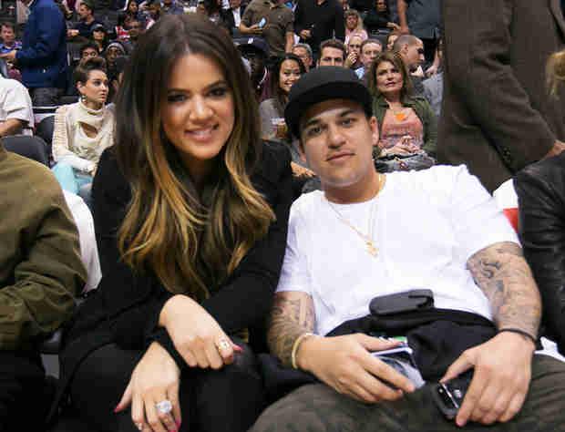 Khloe Kardashian Wants Lamar Odom to Stay Away From Rob Kardashian