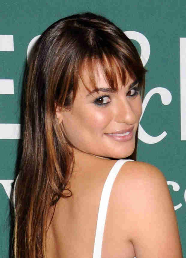 Lea Michele Officially Confirms Second Book in Brunette Ambition Series!