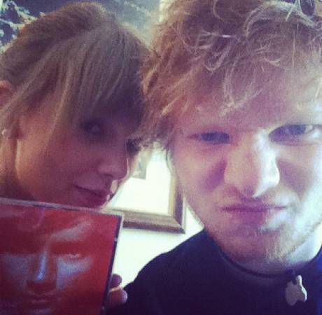 "Ed Sheeran: ""Taylor Swift is a Middle-Aged Woman Trapped in a 24-Year-Old's Body"" (VIDEO)"