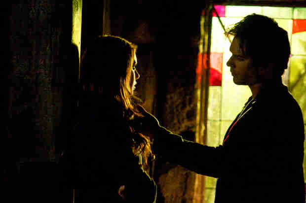 The Vampire Diaries Burning Question: Will Elena Move on From Damon in Season 5?