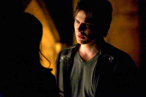 The Vampire Diaries Season 6: What If Damon Came Back as a Human?