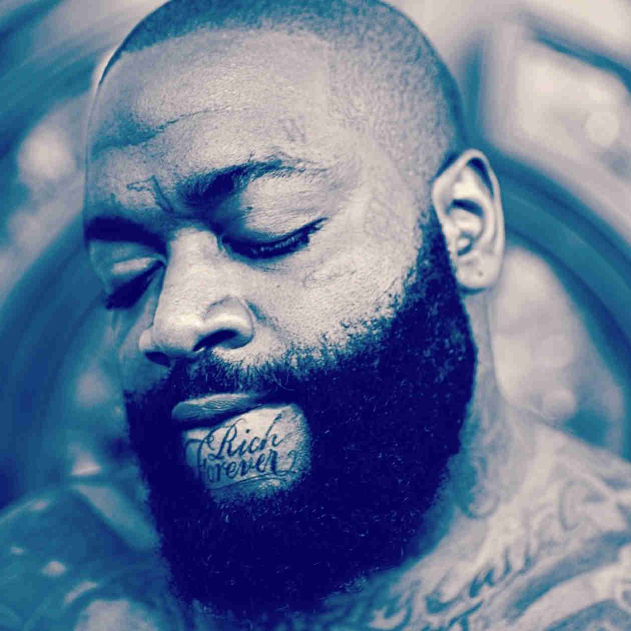 Rick Ross Arrested at Concert After Getting Caught With Weed — Report