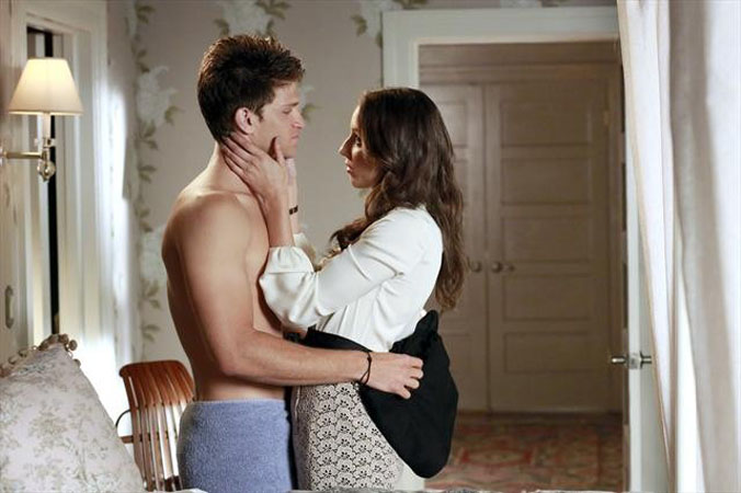 Toby's Hottest Shirtless Moments on Pretty Little Liars ...