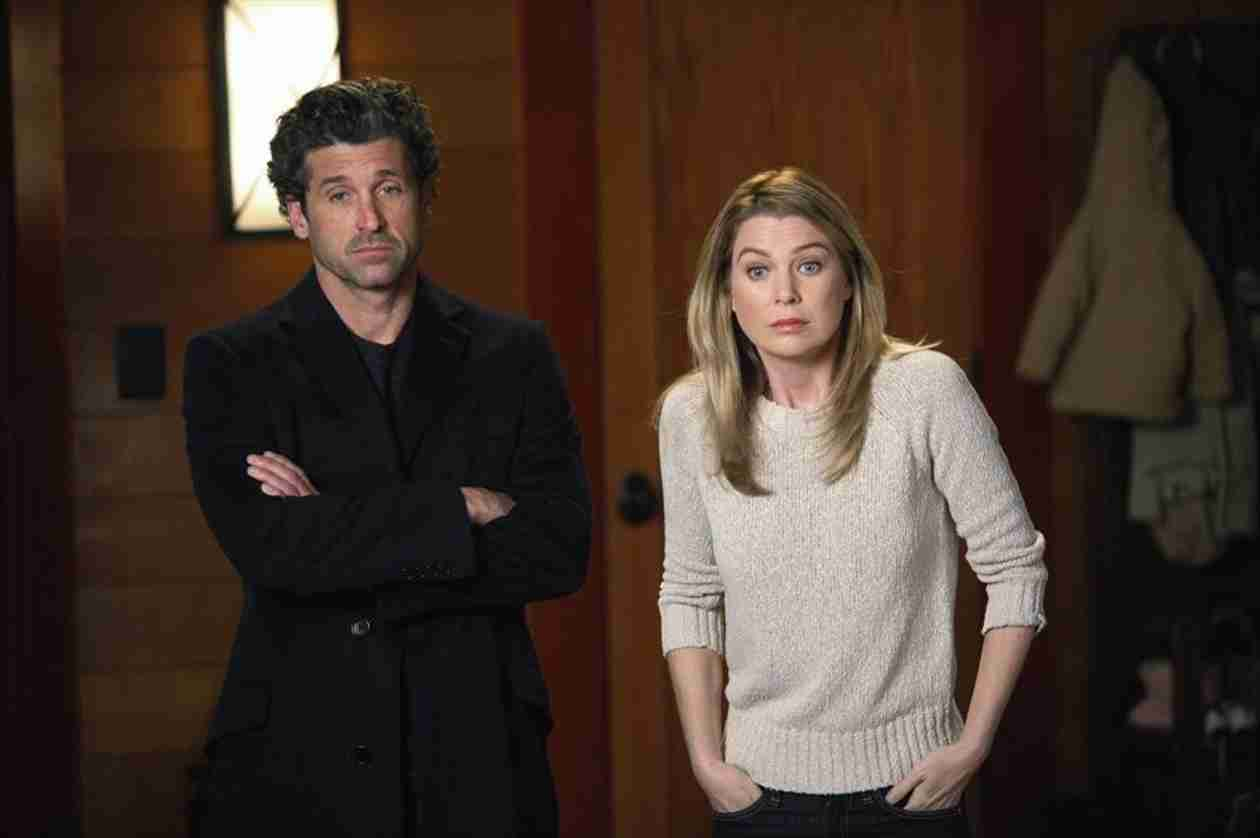Grey's Anatomy: Meredith Not Dying, Derek and Callie Not Getting Together