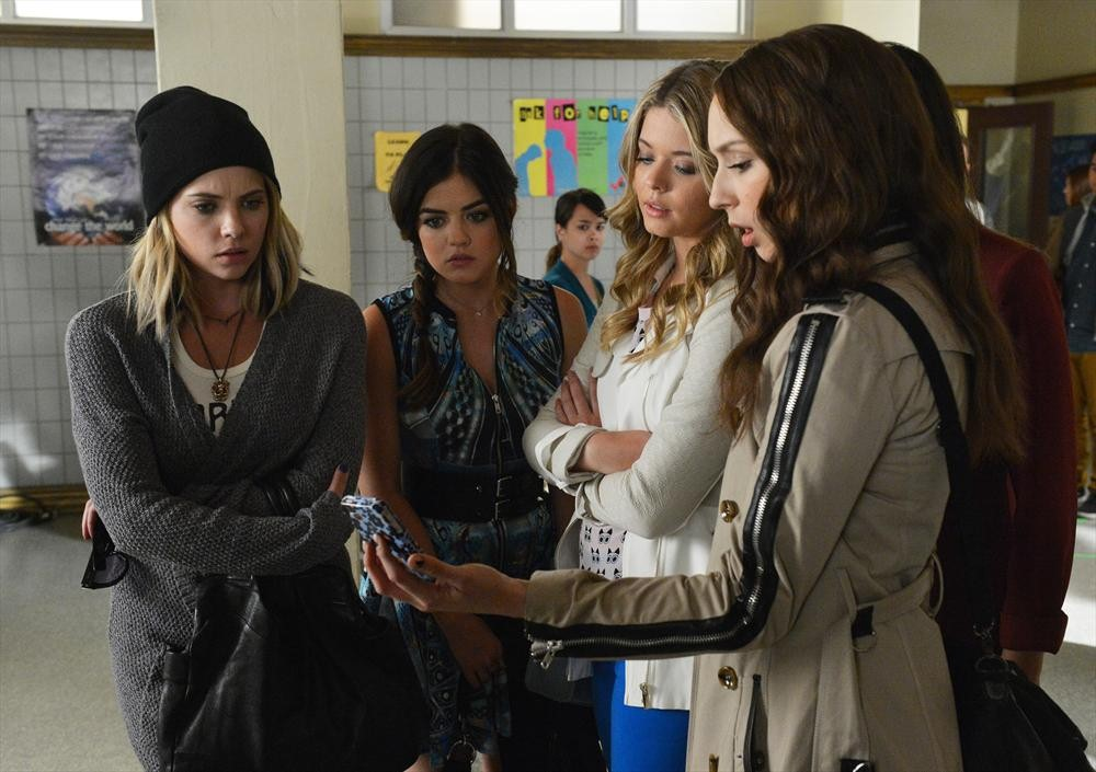 "Pretty Little Liars Season 5, Episode 6: Is ""A"" Back? (PHOTO)"