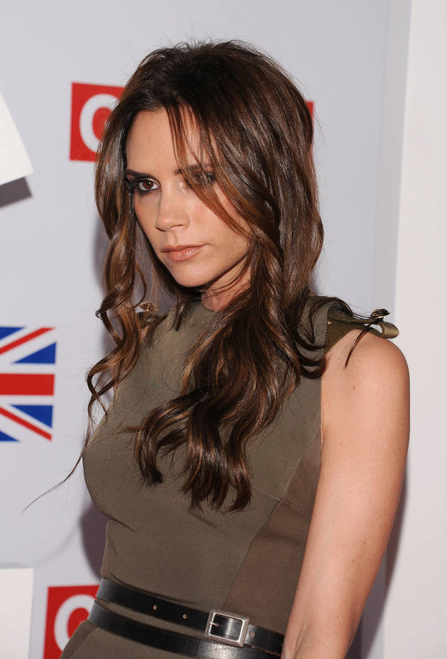 Victoria Beckham Shows Off Daughter Harper's Fashion Skills! (PHOTO)